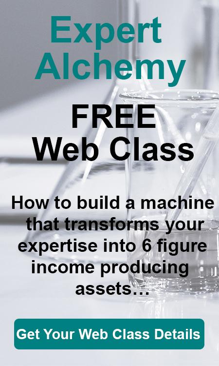 Expert Alchemy Web Class sidebar image